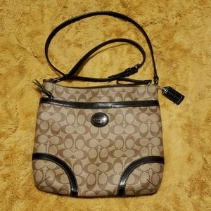 Coach medium slim crossbody purse